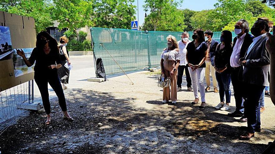 Las obras del nuevo Centro de Educación de Adultos de Calvià durarán 18 meses