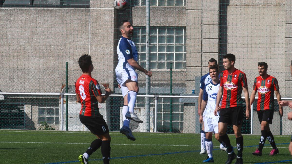 El Silva perdió 1-2 ante el Racing Villalbés