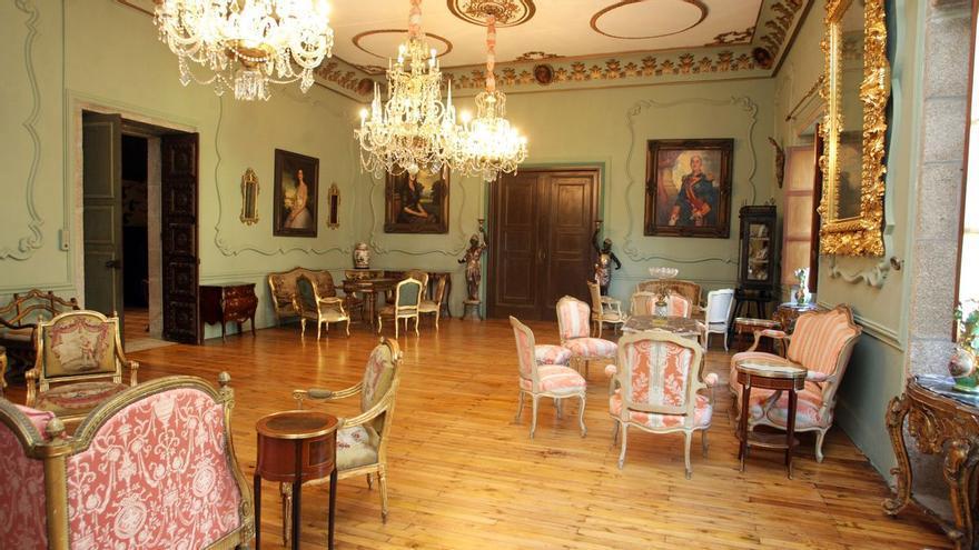 La Audiencia estima el recurso de los Franco y les permite retirar el mobiliario de Meirás