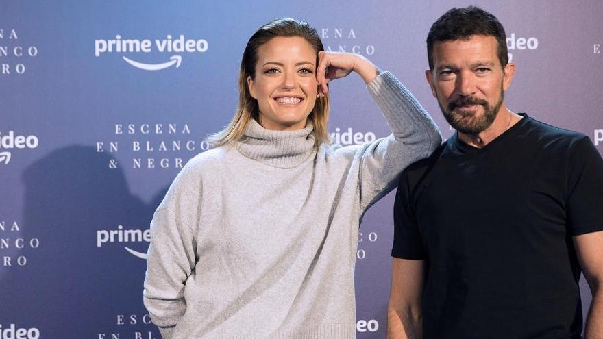 María Casado y Antonio Banderas apuestan por las entrevistas con magia en su proyecto televisivo