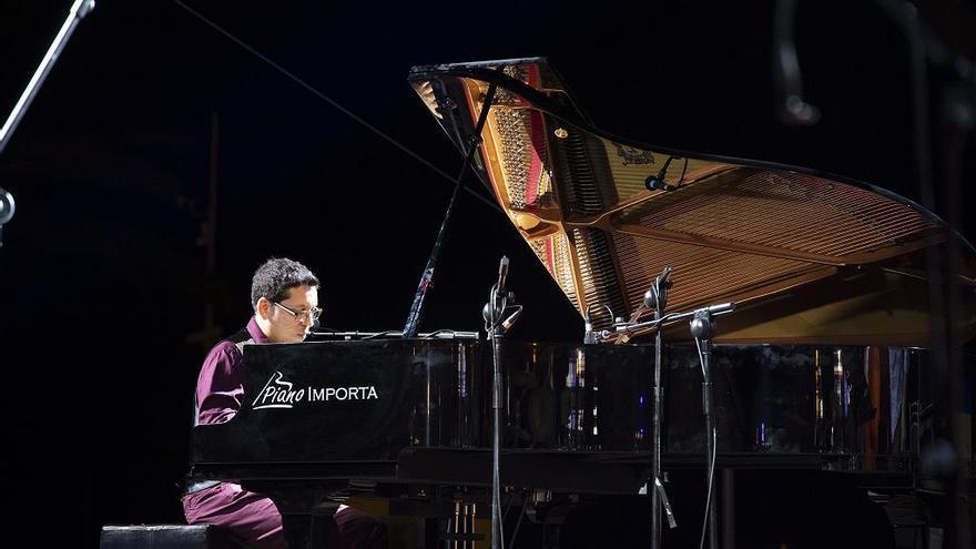 Pepe Rivero Trío y Raúl Márquez en el Festival de Jazz de San Javier