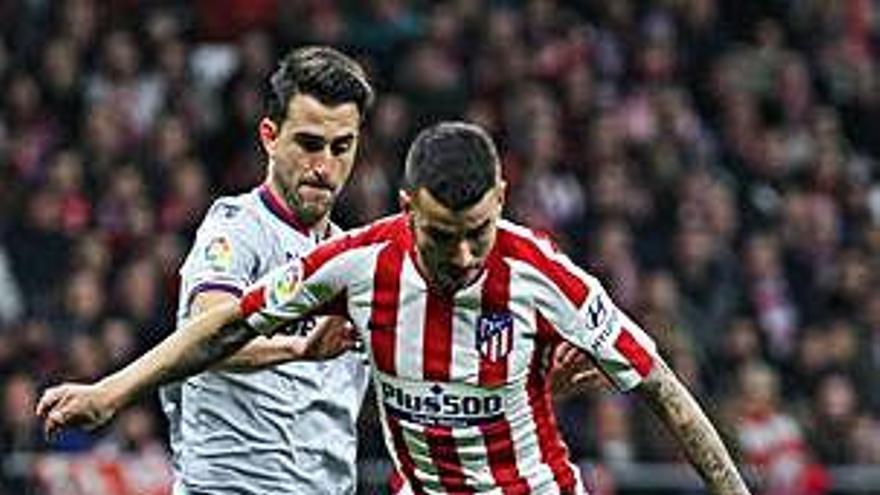 L'Atlètic de Madrid continua en ratxa i venç el Llevant al Wanda