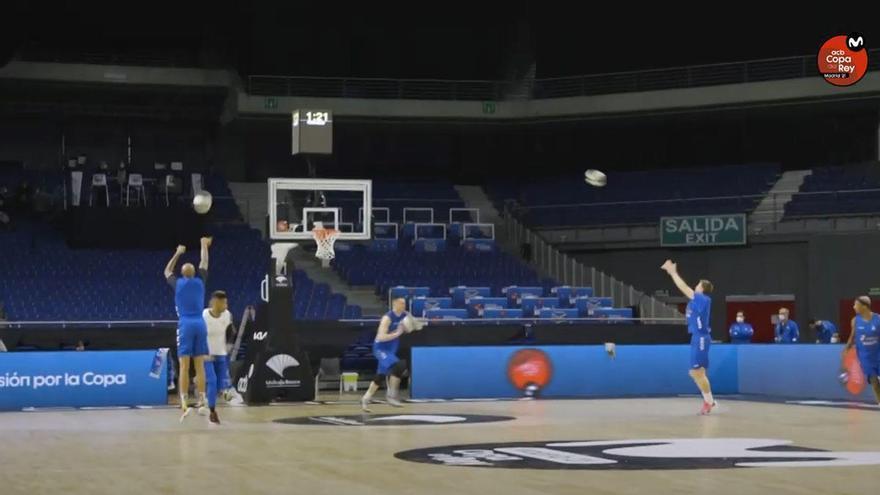 Copa del Rey de baloncesto: Los ataques más alegres estrenan la Copa