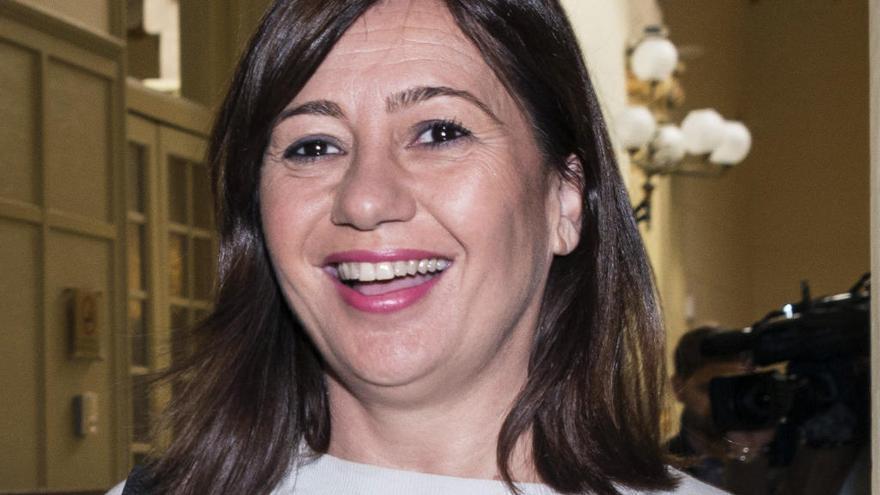 La izquierda llega a un principio de acuerdo para gobernar Baleares