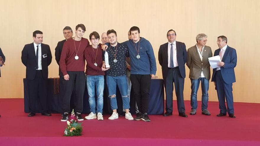 L'Alt Empordà queda segon de la Copa d'Espanya en sub-18