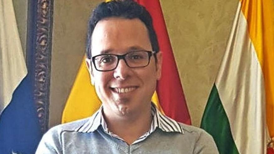 Yapci Prieto, portavoz municipal de CC.