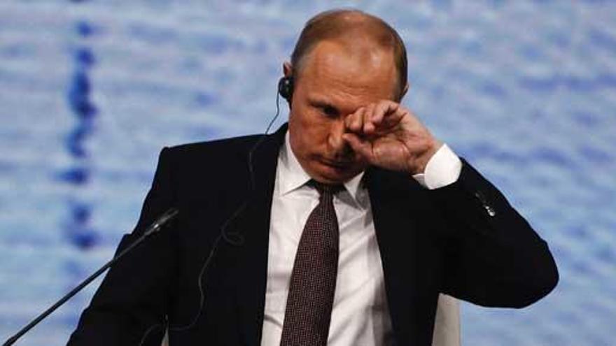 """Putin, sobre los ultras: """"200 rusos pudieron con miles de ingleses"""""""