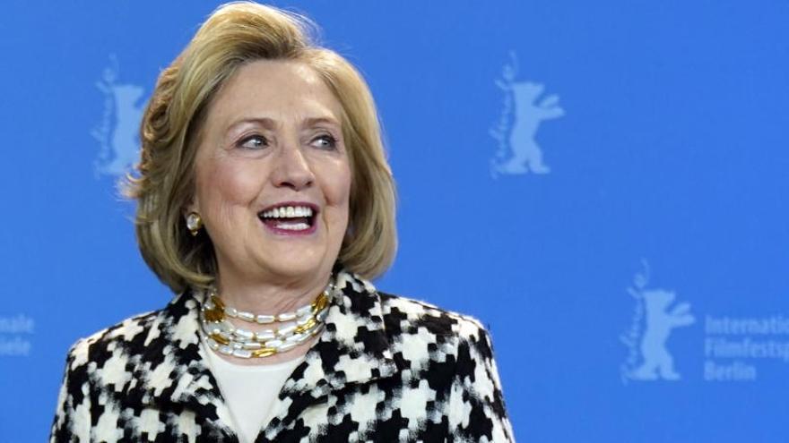 """Hillary Clinton: """"Putin fue a por mí porque quería derrotarme"""""""