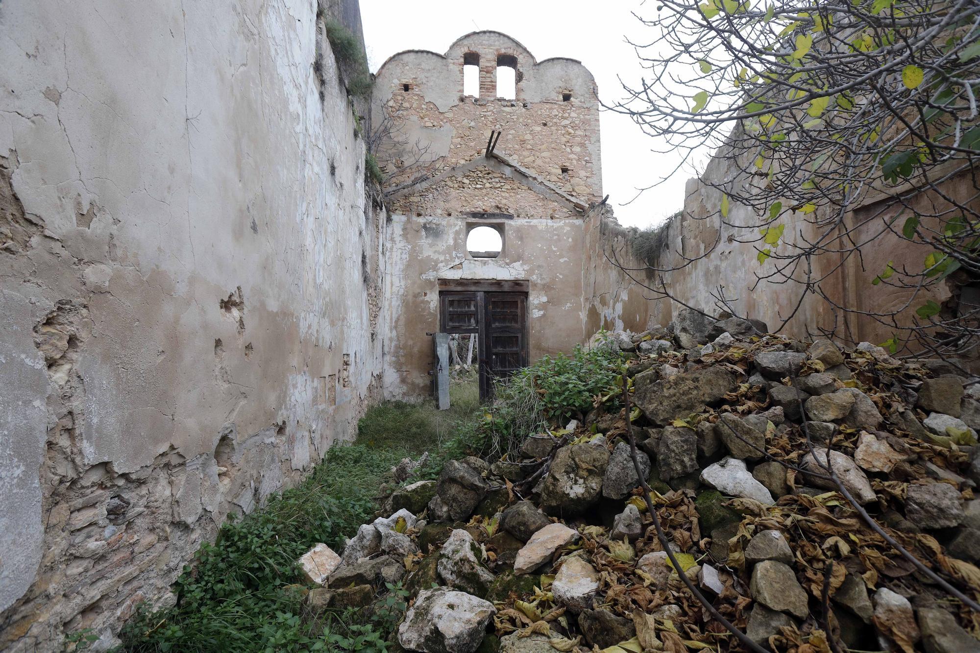 El poblado abandonado de Berfull, una cita con el pasado