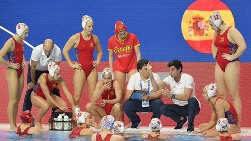 Las Guerreras de Miki Oca, a semifinales del Europeo