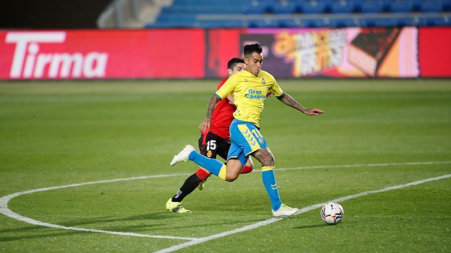 La UD Las Palmas y el Real Mallorca se quedan a medias (1-1)