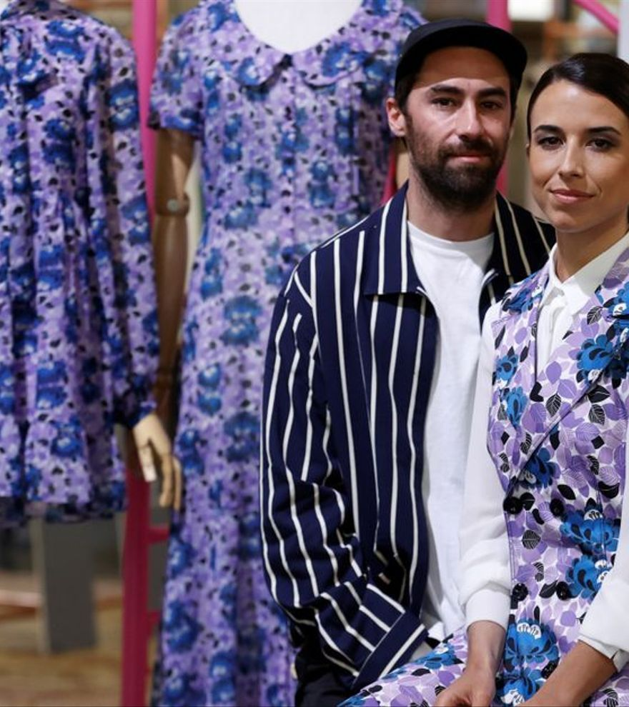 El optimismo de Juan Vidal llega a la Fashion Week