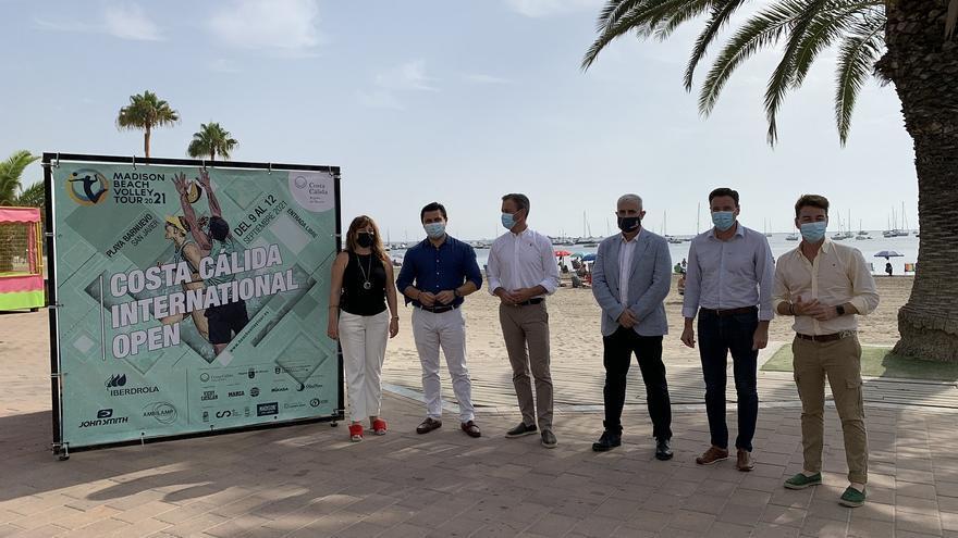 El Costa Cálida International Open llega a San Javier