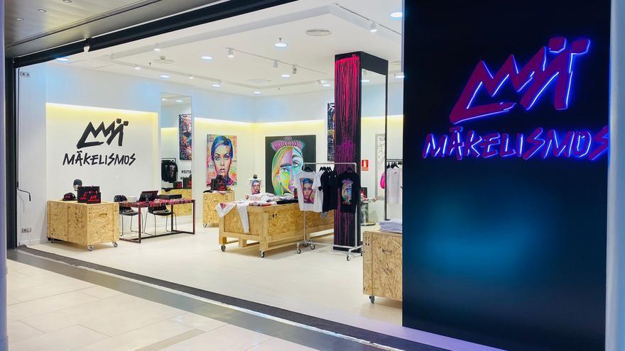 Mäkelä se pasa a la moda con tiendas en Palma y Madrid