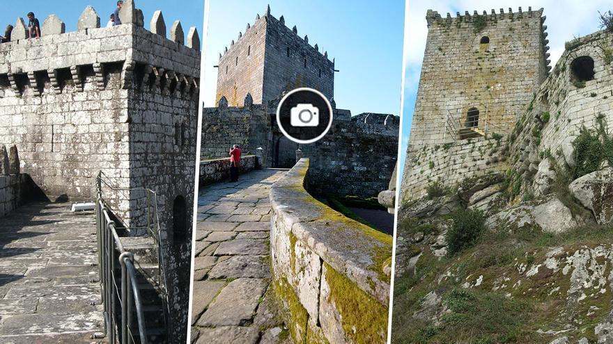 Historias y leyendas de castillos de Galicia