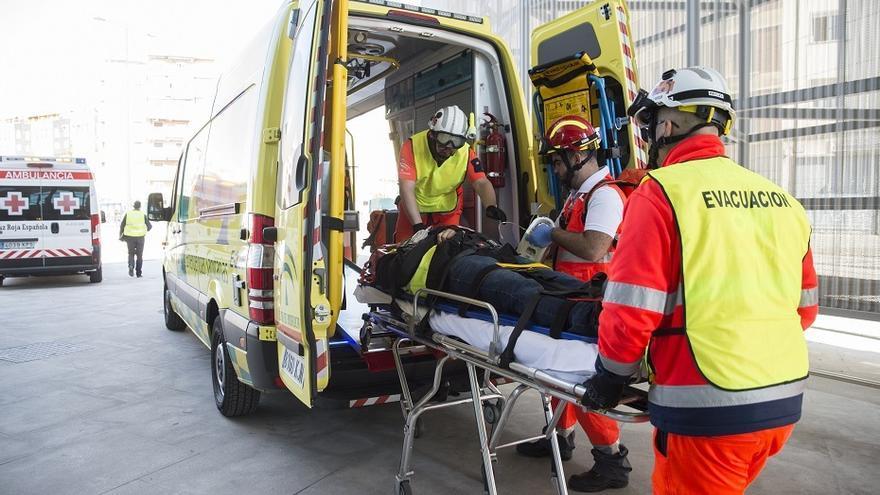 Fallece un hombre atropellado por una moto en Fuengirola