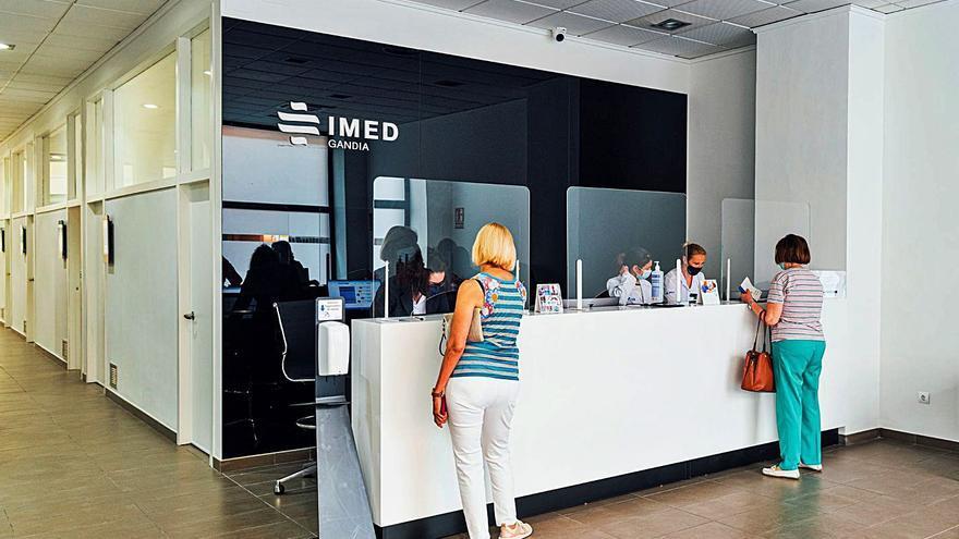 IMED amplía sus servicios en Gandia con un centro de consultas externas