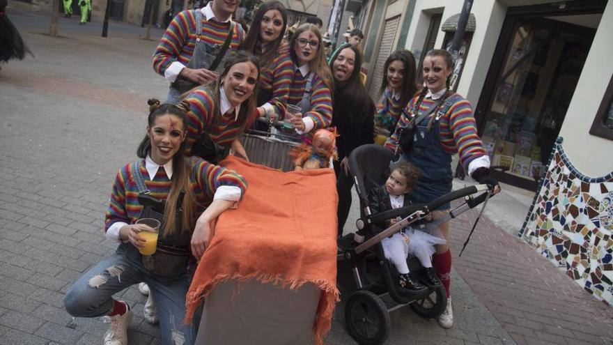 El Bages es disfressa a Sallent per Carnaval