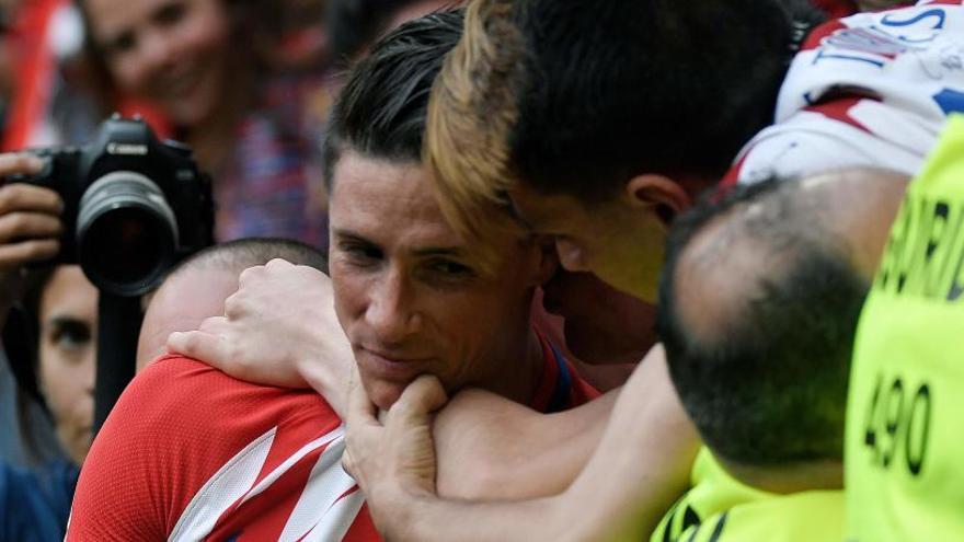 "Torres: ""Ha sido un orgullo vestir esta camiseta"""