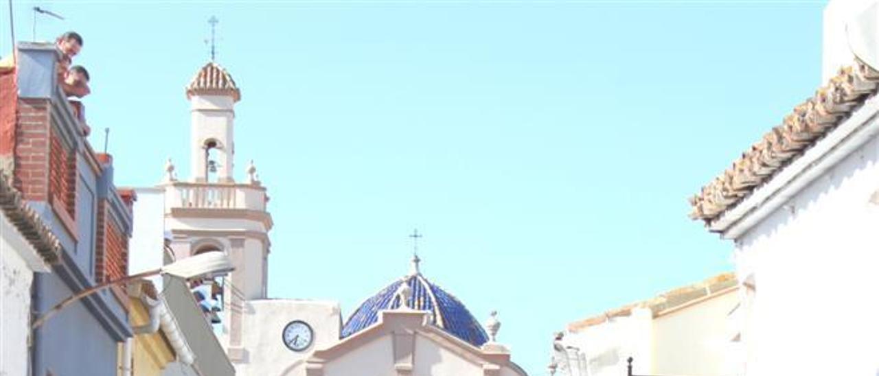Panoràmica del carrer València