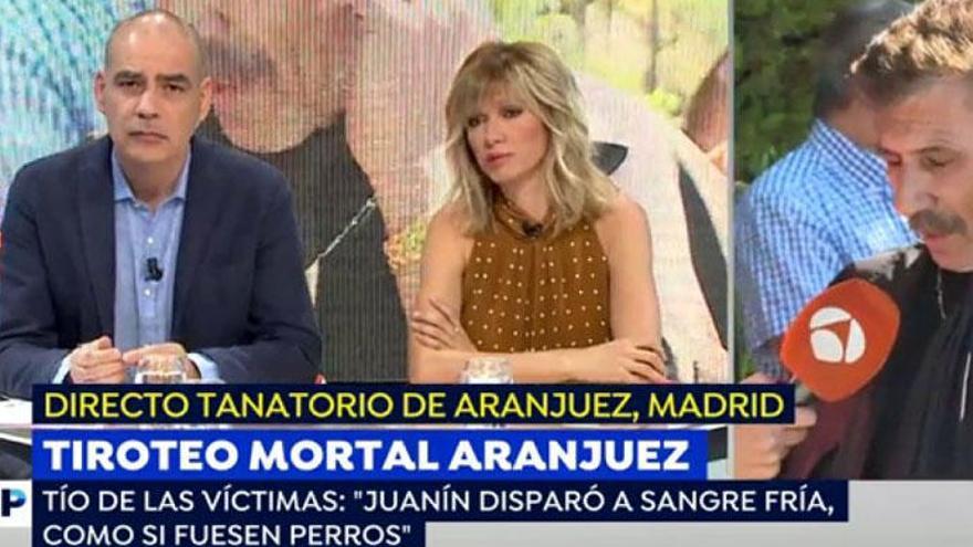 El doble crimen de Aranjuez