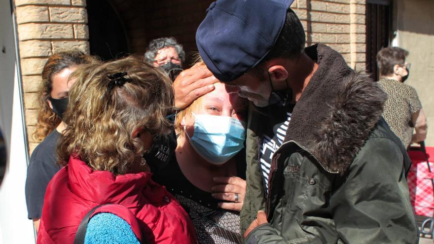 Paralizan el desahucio de dos mujeres con menores a su cargo en Castelló