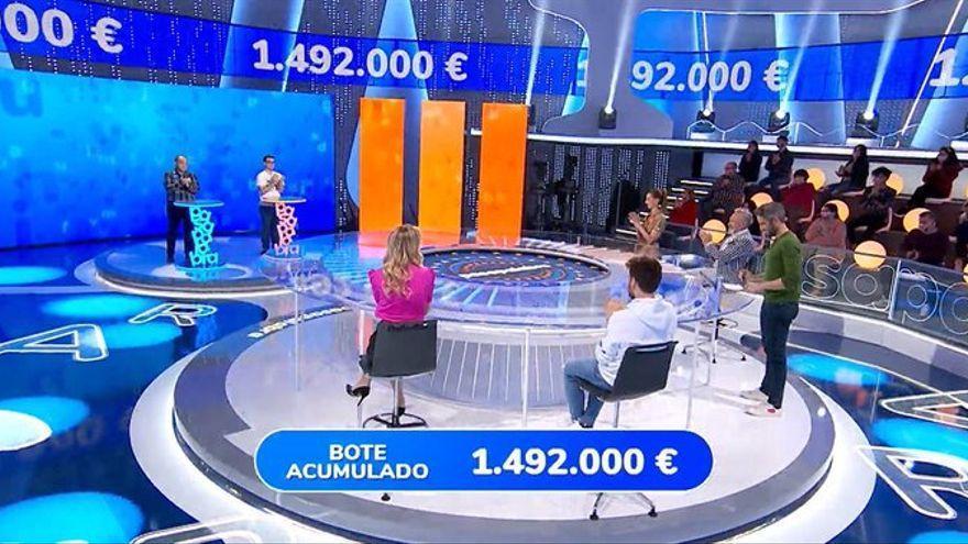 Shock en Pasapalabra por lo que sucedió el pasado miércoles en el programa