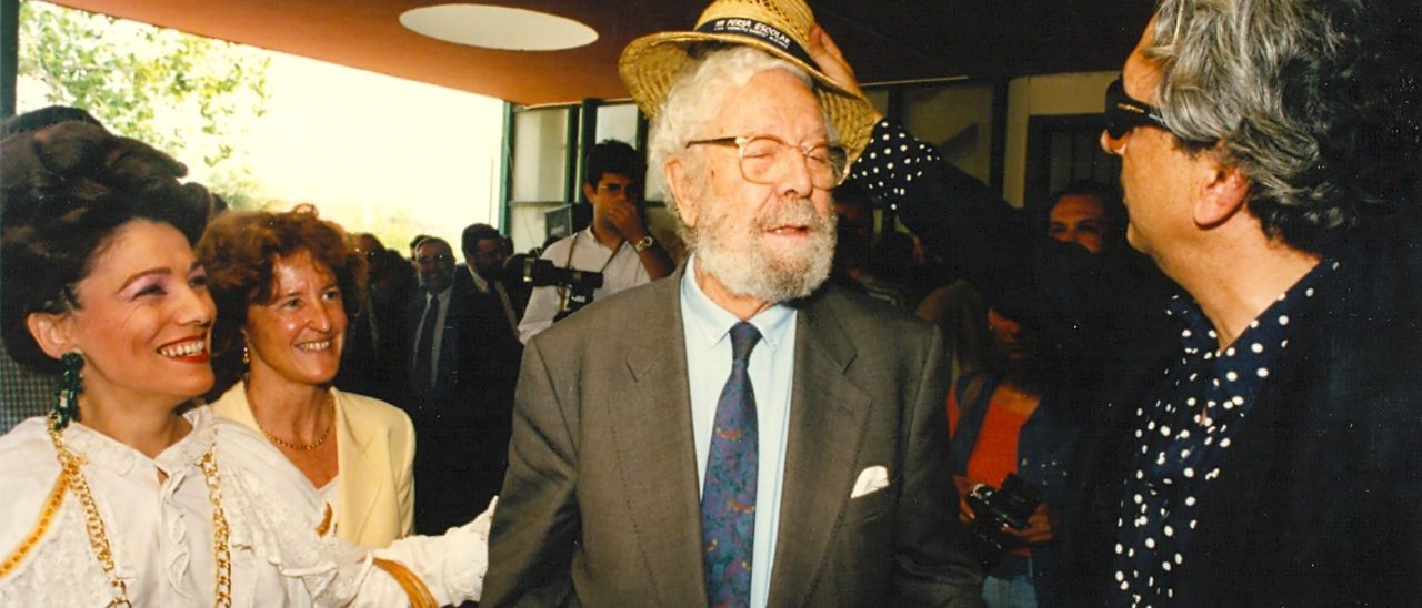 Luis García Berlanga.