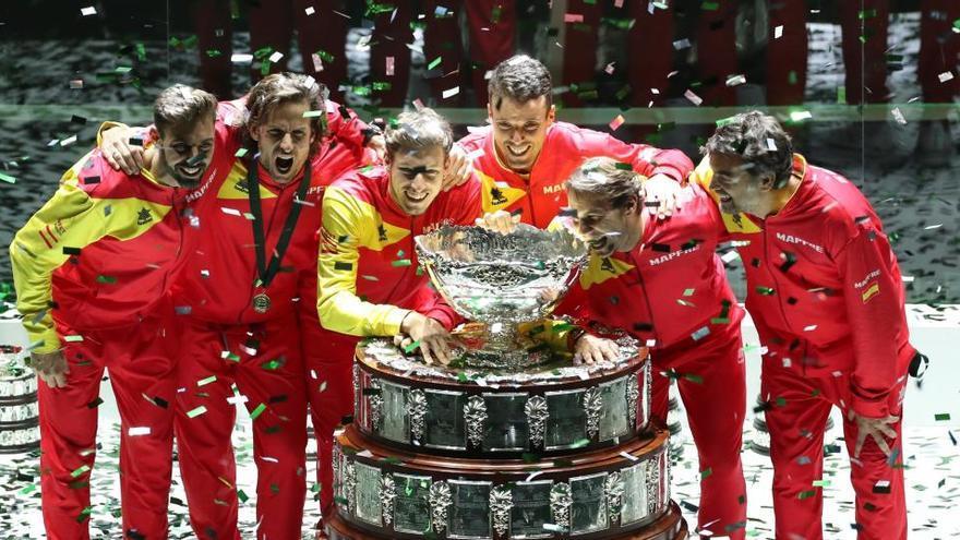 La Copa Davis aprueba un cambio en sus fases finales: 11 días y tres sedes