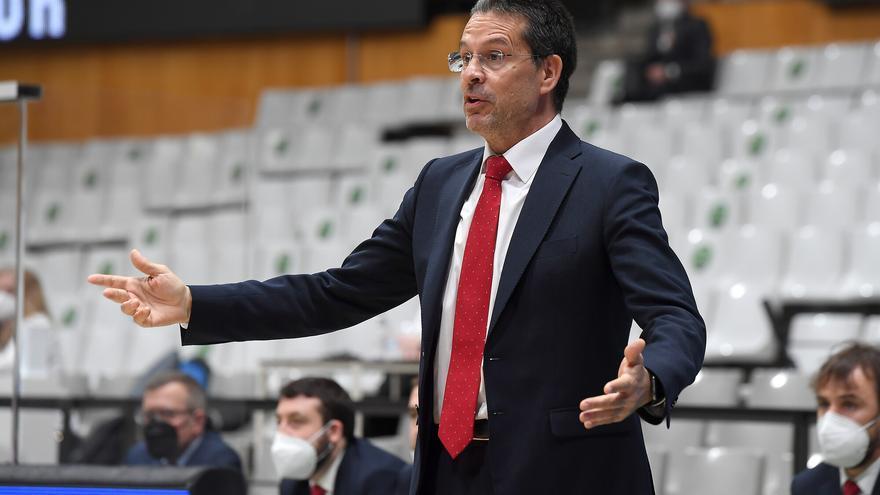 Pedro Martínez renova per dos anys amb el Baxi Manresa