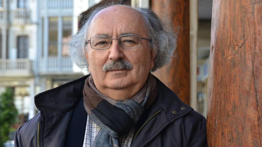 El poeta Antonio Colinas, guardonat amb el Premi Especial de Poesia de la Fundació Jesús Serra
