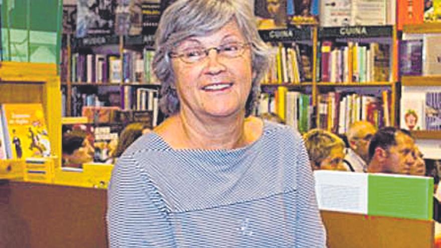 Fallece a los 75 años la fundadora de las librerías Ambra de Dénia y Gandia