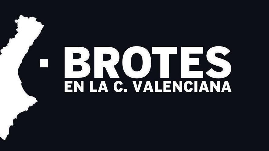 Dónde están los nuevos brotes de coronavirus de la Comunidad Valenciana
