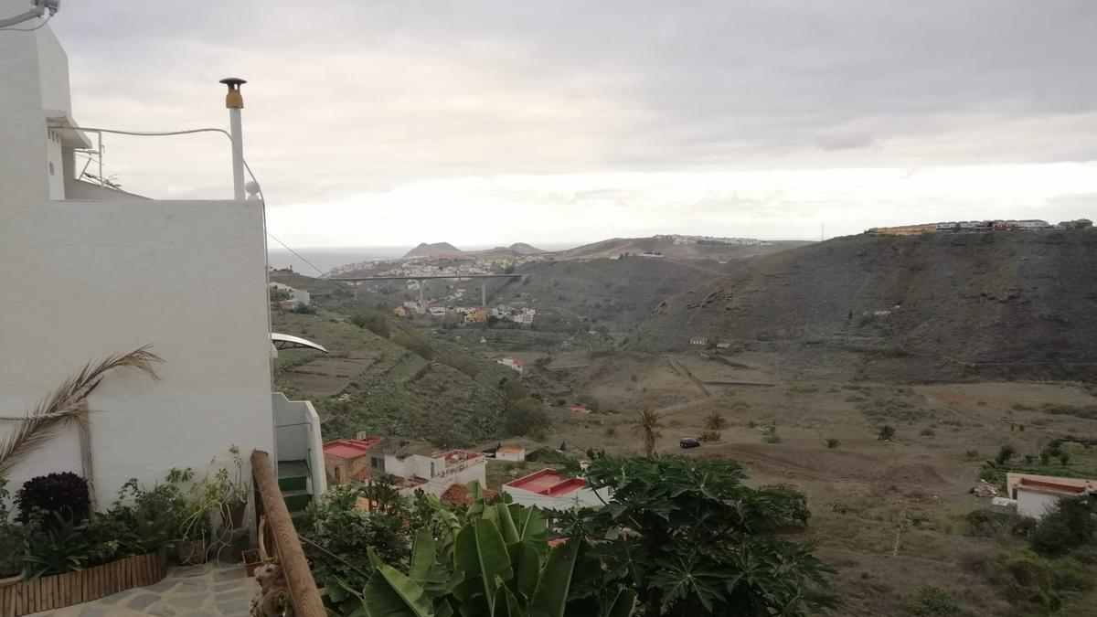 Nubes y claros este miércoles en el norte de Gran Canaria