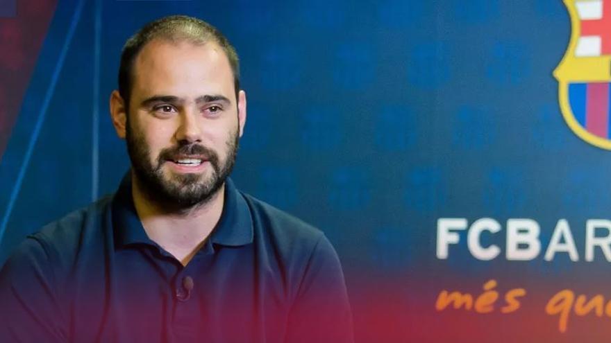 Markel Zubizarreta renova com a director esportiu del Barça femení