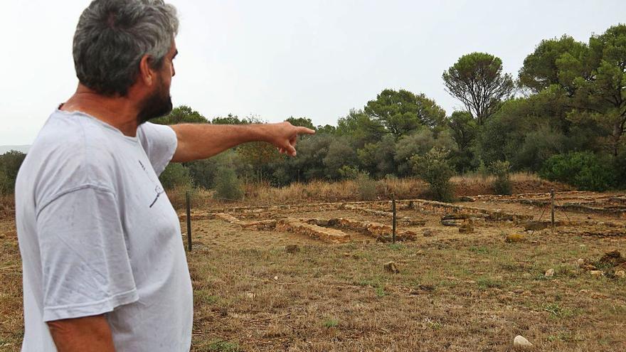 Troben al Mas Castellar de Pontós un assentament ibèric del segle VI