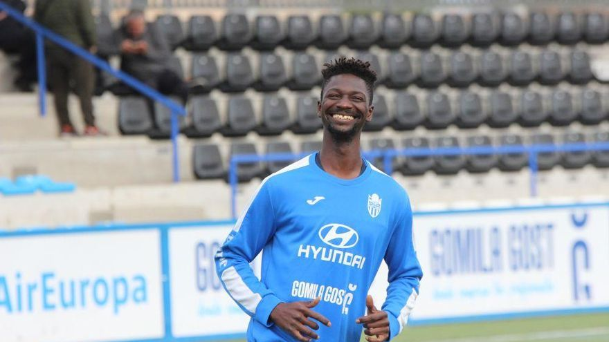 """Nuha: """"Ha sido una experiencia increíble jugar con Gambia"""""""