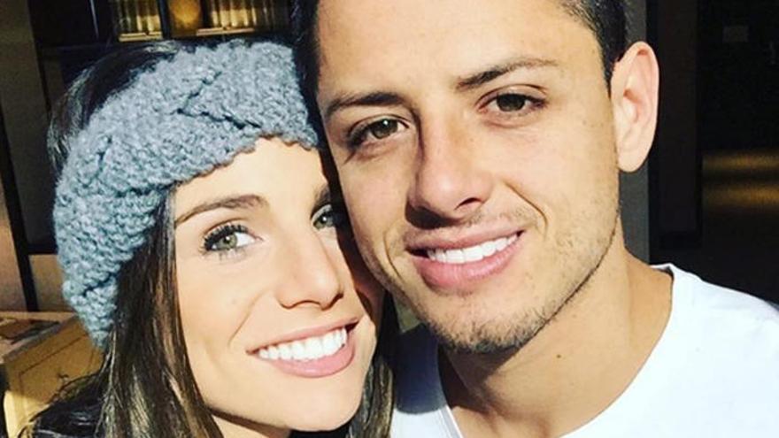 Lucía Villalón y 'Chicharito' Hernández rompen su relación