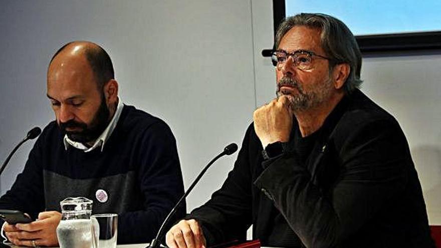 La Caixa de Solidaritat demana 700.000 euros per a embargaments