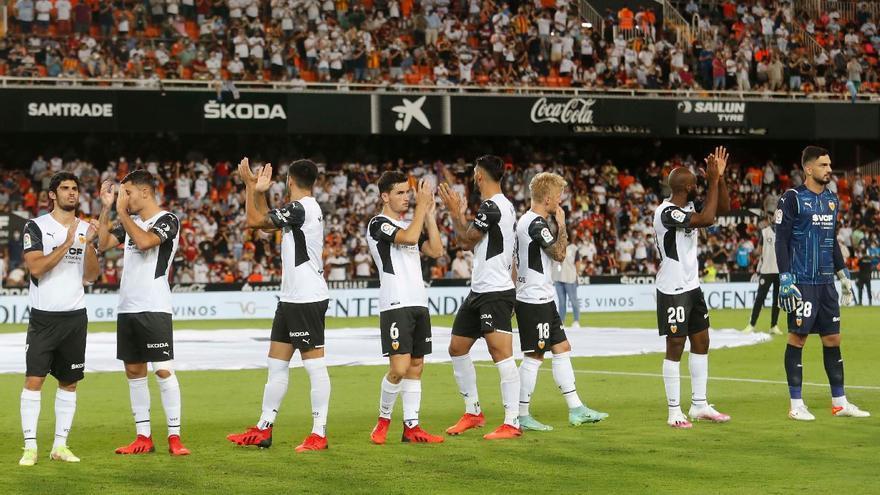 Sigue en directo el Valencia - Mallorca