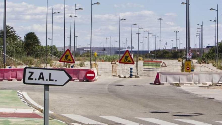 La entidad estatal de suelo reclamaba  50 millones si se renunciaba a la ZAL
