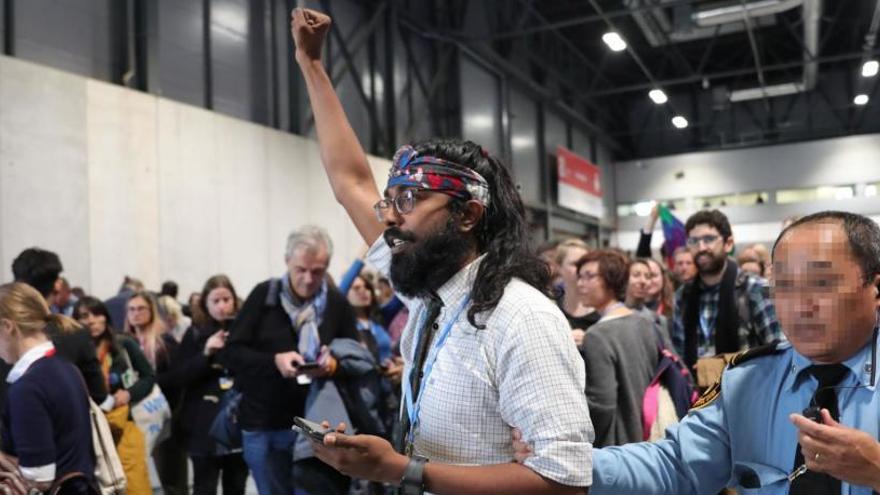 """'Fridays for future' convoca una huelga global: """"Esta Cumbre nos ha fallado"""""""