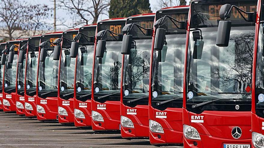 La EMT lleva  gastados 196.000 euros en la futura cochera de Safranar