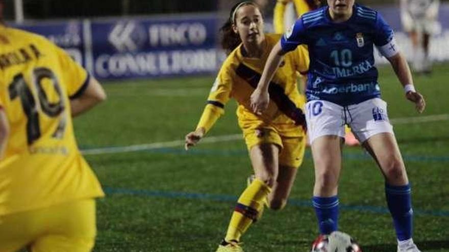 Meritorio empate del Oviedo Femenino