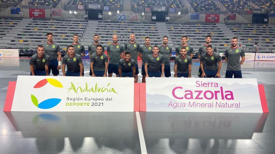 La selección española, con acento cordobés, se pone a prueba en Jaén