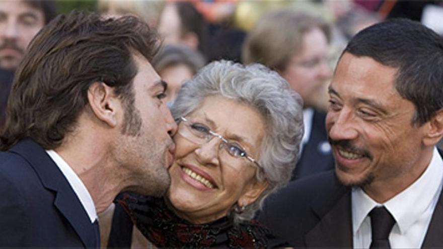 Mor l'actriu Pilar Bardem als 82 anys