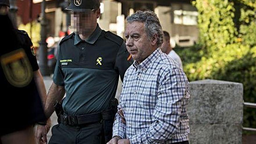 El hombre que mató a su mujer en Ourense queda eximido por su demencia