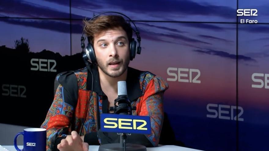 """Blas Cantó, sobre su participación en Eurovisión: """"Después del Festival me rompí"""""""