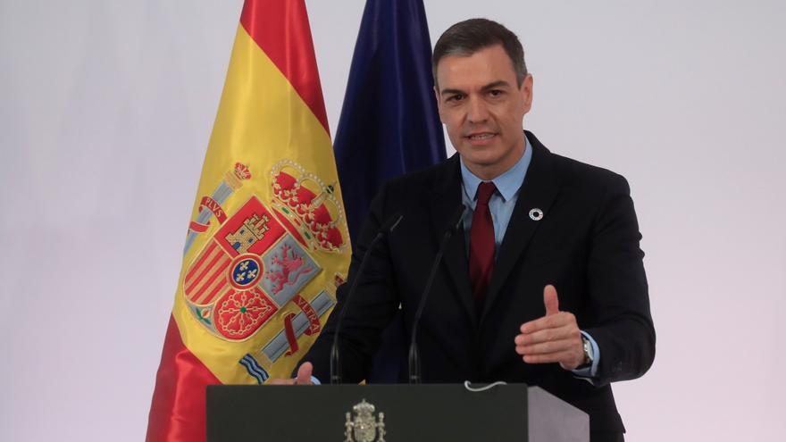 Sánchez anuncia el respaldo de España a un futuro tratado internacional sobre pandemias