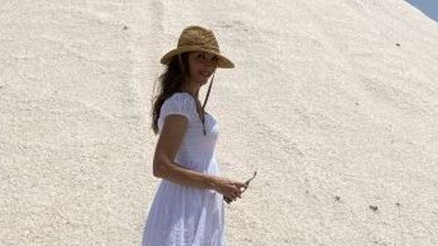 Paloma Lago: «Me gusta mucho la calidad de los productos de Mallorca»